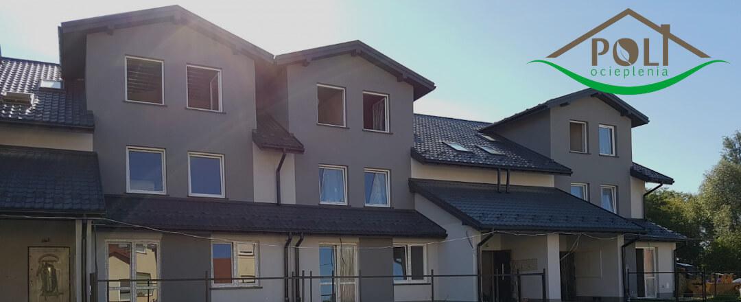 Ocieplanie poddaszy dla firmy Starbud – Tarnów małopolska