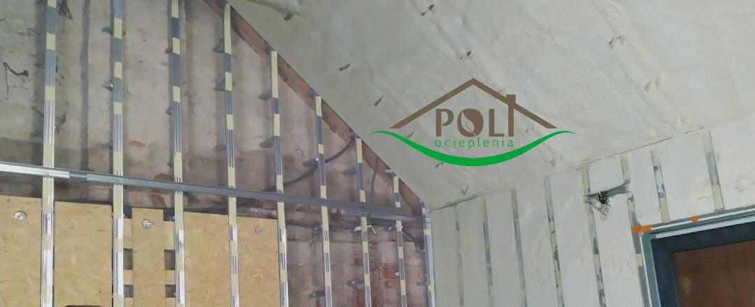 Ocieplenie ścian i dachu Klimkówka podkarpackie